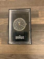 Braun Armbanduhr Uhr BN0021 Herren schwarz NEU & OVP