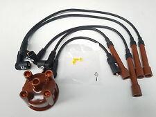Zündkabel komplett (5 Kabel) + Verteilerkappe  BMW E10 1600 1802 2002 Ti Tii