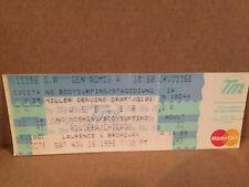 Weezer Concert Ticket Stub 11-16-1996