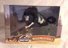 Breyer America's Wild Mustangs Tornado, Blue Roan Mustang & Fiesta, Cougar