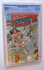 Wonder Woman #300 Cbcs 8.0 not Cgc 1St Appearance Lyta Trevor (later Fury ) 1983