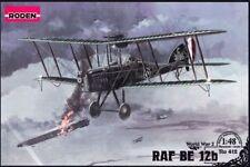 RAF BE 12b (RAF MARKINGS) 1/48 RODEN RARE