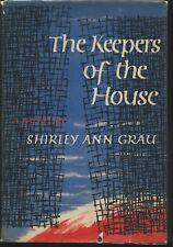 The Keepers Of The House - Shirley Ann Grau SIGNED FIRST PRINTING Original DJ