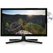 "Caratec CAV196DSW 47 cm (19"") Wide Angle LED TV DVD Camping Capmer 12V"
