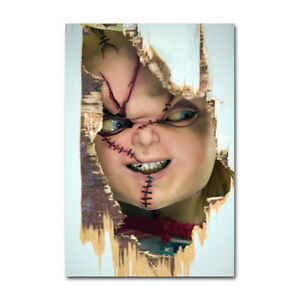 CHUCKY CHILDS PLAY 2 Horror Movie Silk Poster 12x18 24x36 inch