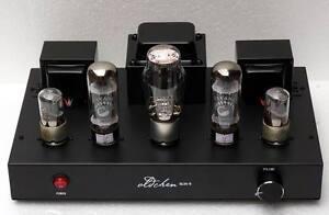 EL34 tube amp Single-ended Class A handmade Tube amplifier LX Black version