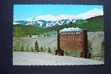 211) BRECKENRIDGE COLORADO ~ COLORADO'S MECHANICAL MINERS ~ GOLD DREDGING MOUNDS