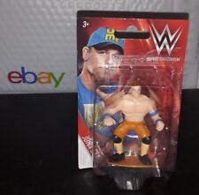 John Cena WWE Beverly Hills Teddy Bear Superstar Figurine NIP