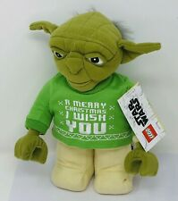 LEGO Star Wars YODA Holiday Merry Christmas Sweater Plush 2020 New With Tags