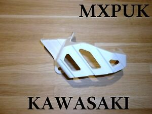 KX125 1990 CALIPER GUARD GENUINE OEM PART 55020-1323-6F 1990 KX 125 MXPUK (771)