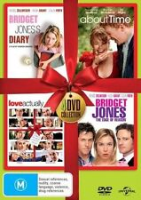 Comedy M Rated DVDs & Love Actually Blu-ray Discs