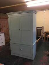 LARDER UNITS MADE ANYSIZE AND DESIGN  HAND PAINTED ANY FARROW & BALL COLOUR