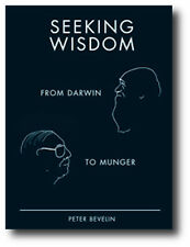 Seeking Wisdom From Darwin to Munger, Signed Copy by Charlie Munger Brand New