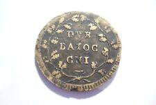 ANCIENNE  MONNAIE  2 BAIOCCHI  RÉPUBLIQUE ROME 1798-99  ITALIE  -  TB  !! RARE