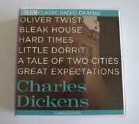 Charles Dickens: Classic Radio Dramas - Unabridged Audiobook - 27CDs