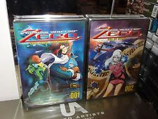 Cosmo Warrior Zero Vol. 1 / Cosmo Warrior Zero Vol. 2 (DVD) Amime Works DVD NEW!