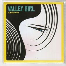 (FS920) Valley Girl, Glamorous World - 2007 DJ CD