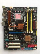 Asus P5Q PRO Intel P45 Motherboard LGA 775 DDR2 ATX Desktop Mainboard test ok