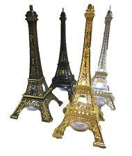 Eiffel Tower Paris Metal Stand Model Table Decor
