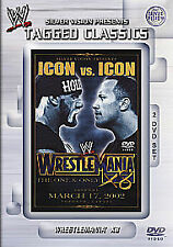 WWE - Wrestlemania 18 (DVD, 2010, 2-Disc Set)