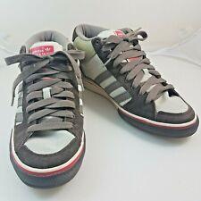 2009 Adidas Super Skate Brown Suede Leather Skateboarding Shoes G05943 Mens 9