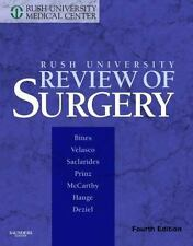 Rush University Medical Center Review of Surgery-ExLibrary
