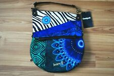 NEW DESIGUAL GALLACTIC CROSSBODY SHOULDER BAG MULTICOLOR STRAP HANDBAG RARE