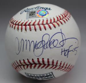 Ryne Sandberg signed autographed baseball! MLB Authenticated!