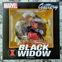 BLACK WIDOW Statue Marvel Comics Gallery Figure by Diamond Select NIB 2018