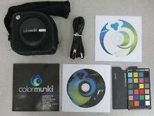 X-Rite ColorMunki Photo Color Management Solution (CMUNPH)