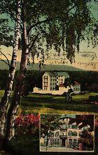 """Oberursel, Gastwirtschaft """"Waldlust"""", 1920"""
