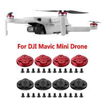 Per DJI Mavic Mini Drone Propeller Motor Cover Aluminum Alloy Protector Kit 4Pcs