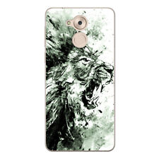 For Huawei Honor 6A 6C 6X 8 9 Soft Silicone Painting Painted Slim TPU Cover Case