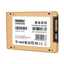 """KingSpec SSD 256GB 2.5"""" SATA3 256GB Internal Solid State Drive NOT 240GB SSD"""