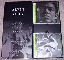ALVIN AILEY AMERICAN DANCE THATER DOPPEL CD BOX