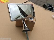 Mg TD interior mirror , dash mounted desmo inscripted BS4-1