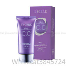 L'EGERE  AQUA SOOTHING ESSENCE-IN CC CREAM SPF20 LEGERE