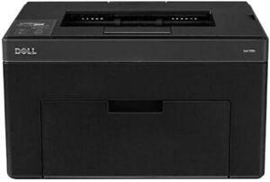 New ! Dell 1250C LED Color Laser Workgroup Printer