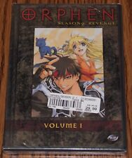 Orphen Season 2: Revenge - Vol. 1 (DVD, 2003) Sci-Fi & Fantasy DVD BRAND NEW