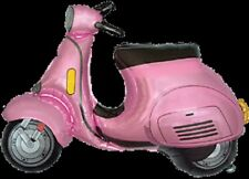 PINK LAMBRETTA/VESPA STYLE SCOOTER SUPERSHAPE BALLOON!