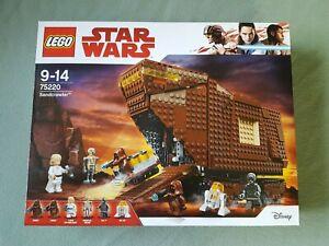 Lego Star Wars 75220  - Sandcrawler  - neu, versiegelt und OVP