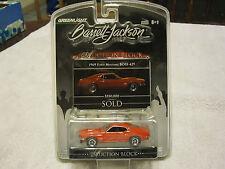 Green Light 1969 Ford Mustang Bos 429