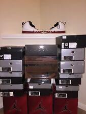Nike Air Jordan Fusion AJF 9 Mens Size 12 White Red Black  352753-102