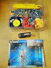 K'nex Double Ferris Wheel Building Set 3 Feet Tall  #13076/70329 Motor complete