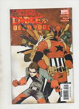Cable & Deadpool #45 - Skottie Young Bucky Cover - (Grade 9.2) 2007