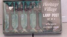 Dept56 Heritage Village Lamp Post