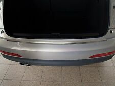 2012+  Audi Q3 - Stainless Steel Rear Bumper Protector Guard