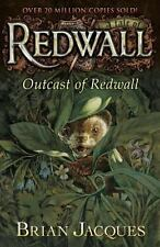 Outcast of Redwall: A Tale from Redwall Jacques, Brian Paperback