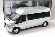 1:18 Jiangling Ford Transit silver DIE-CAST DEALER NEW bei PREMIUM-MODELCARS