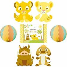 Disney Lion King Baby Shower Room Decorating Kit Party Supplies Decor